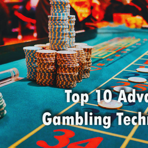 Top 10 Advantage Gambling Techniques