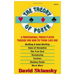 Theory of Poker Book Cover