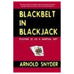 Blackbelt in Blackjack Book Cover
